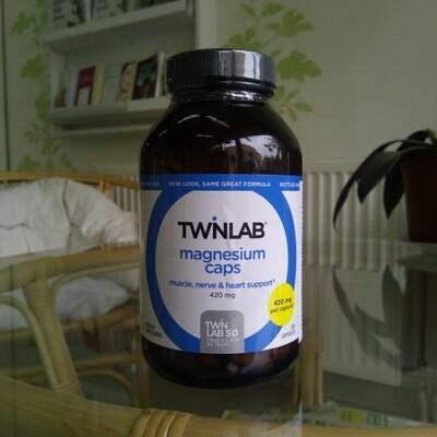 TL Magnesium caps 420 mg 200 kps