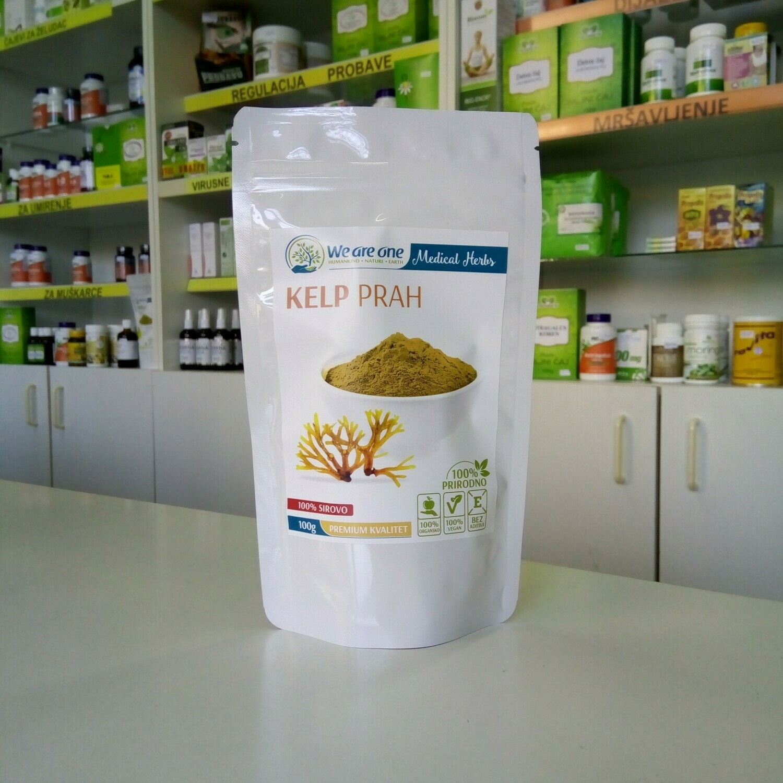 WAO Kelp prah 100 g