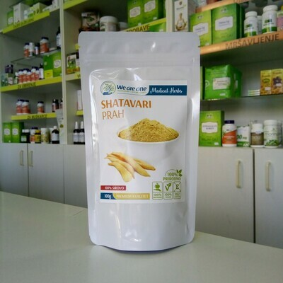 WAO Šatavari prah 100 g