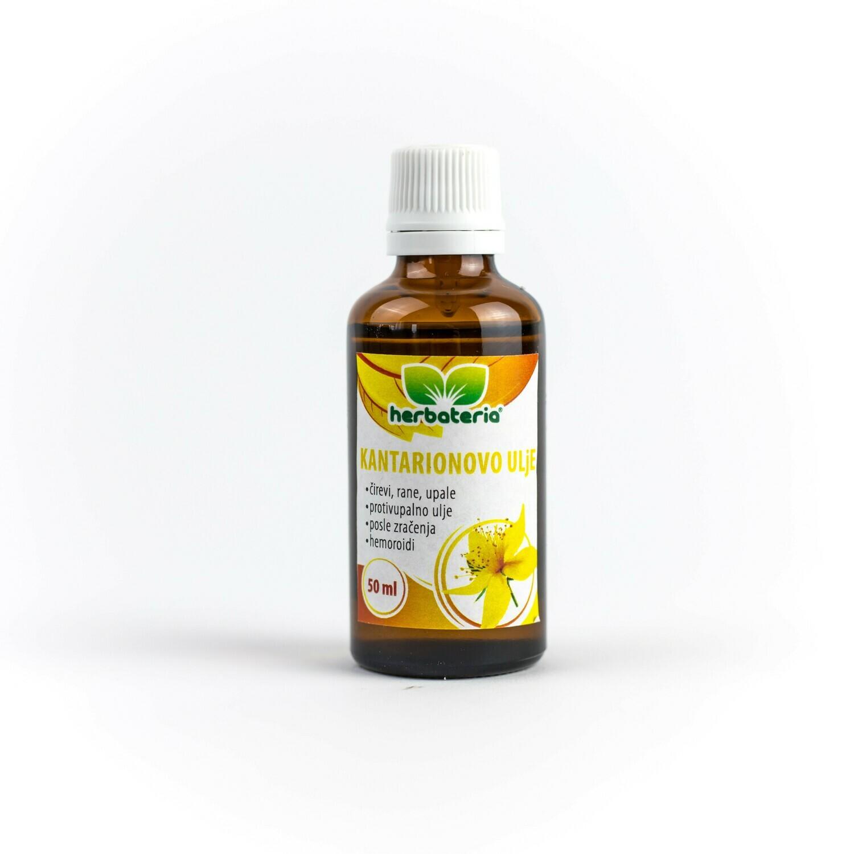Herbateria - Kantarionovo ulje 50 ml