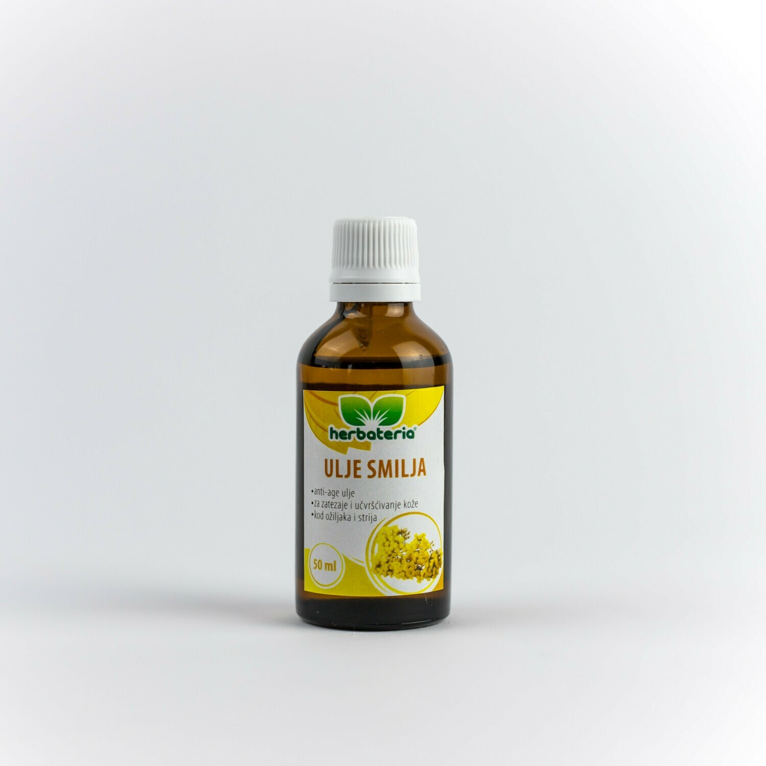 Herbateria - Ulje smilja 50 ml
