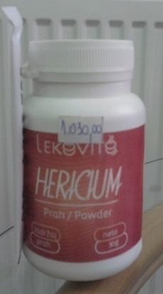 Hericium (gljiva u prahu) 30 g