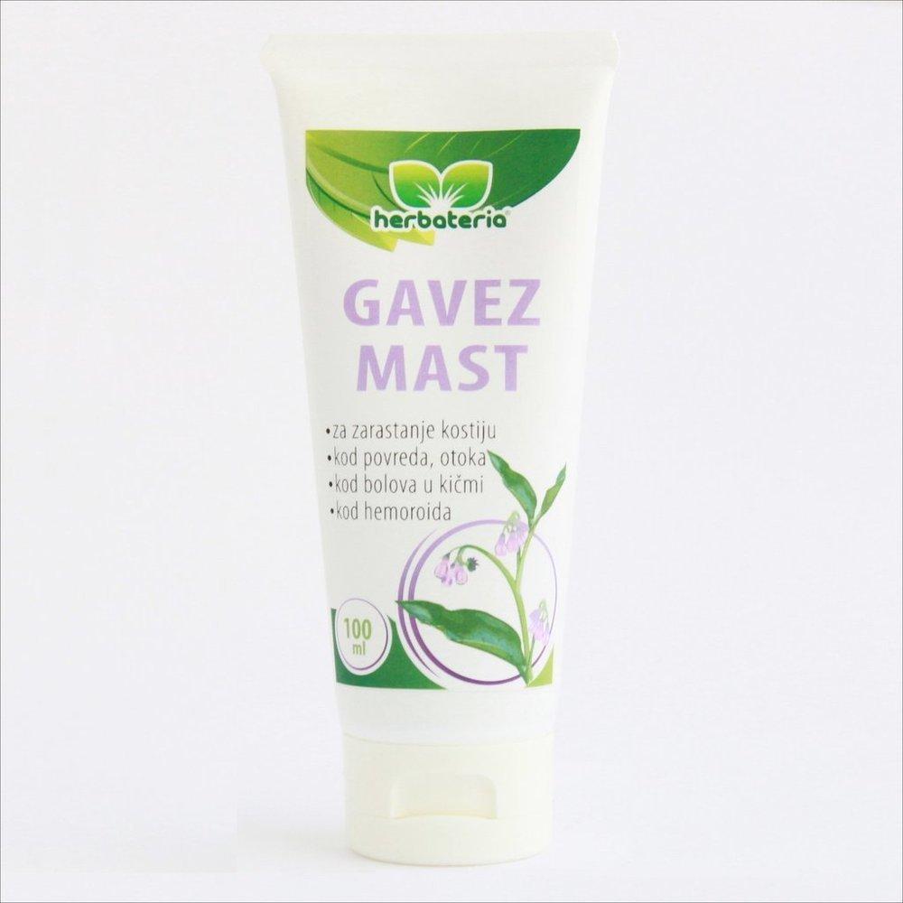 Herbateria - Gavez mast (100 ml, 200 ml) 00075