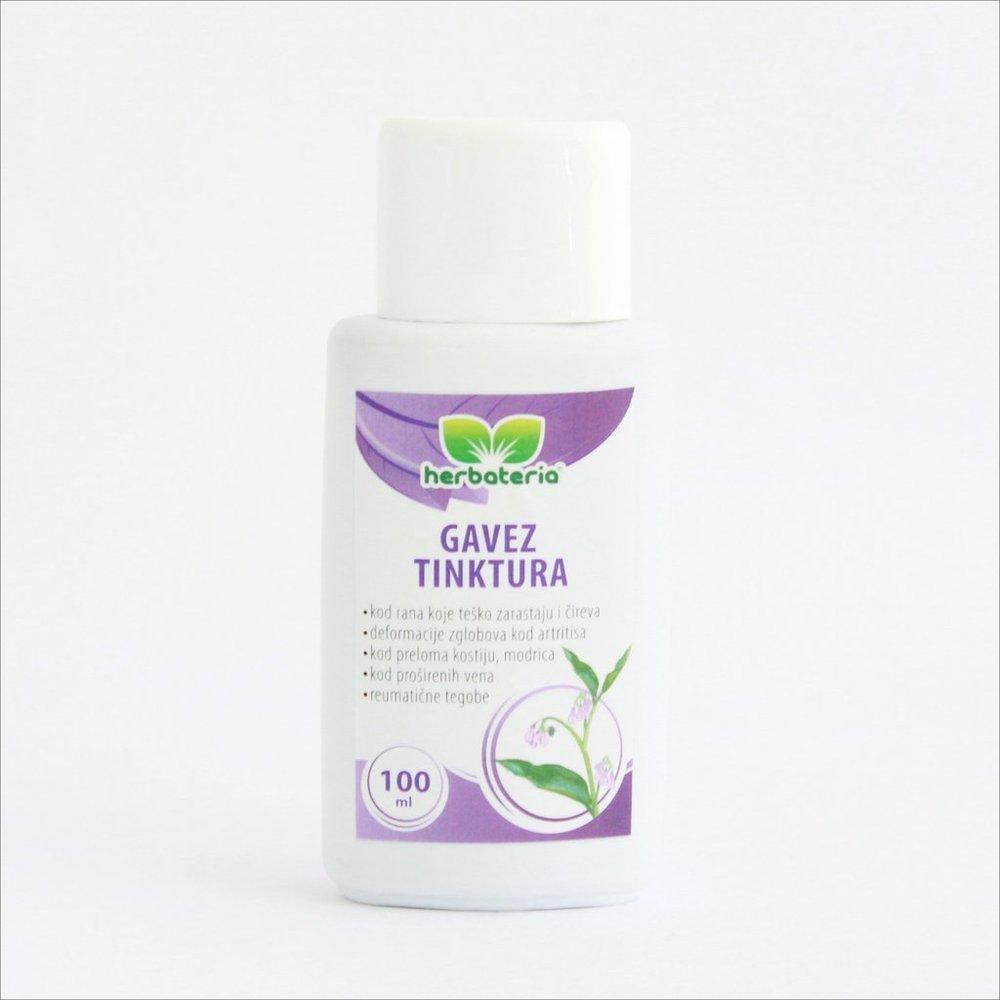 Herbateria - Gavez tinktura 100 ml