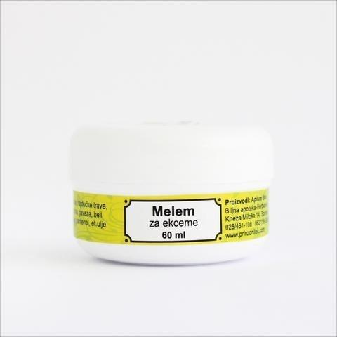 Herbateria - Melem za ekceme 60 ml 00086