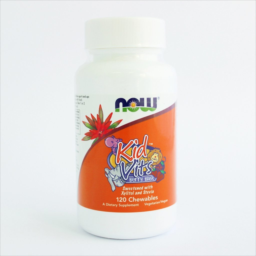 NOW Foods - Kid Vits dečiji multivitamini (120 tableta) 00171