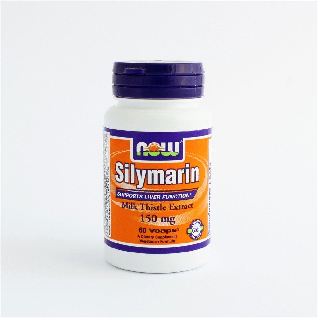 NOW Foods - Silymarin za regeneraciju jetre 150 mg (60 kapsula) 00180