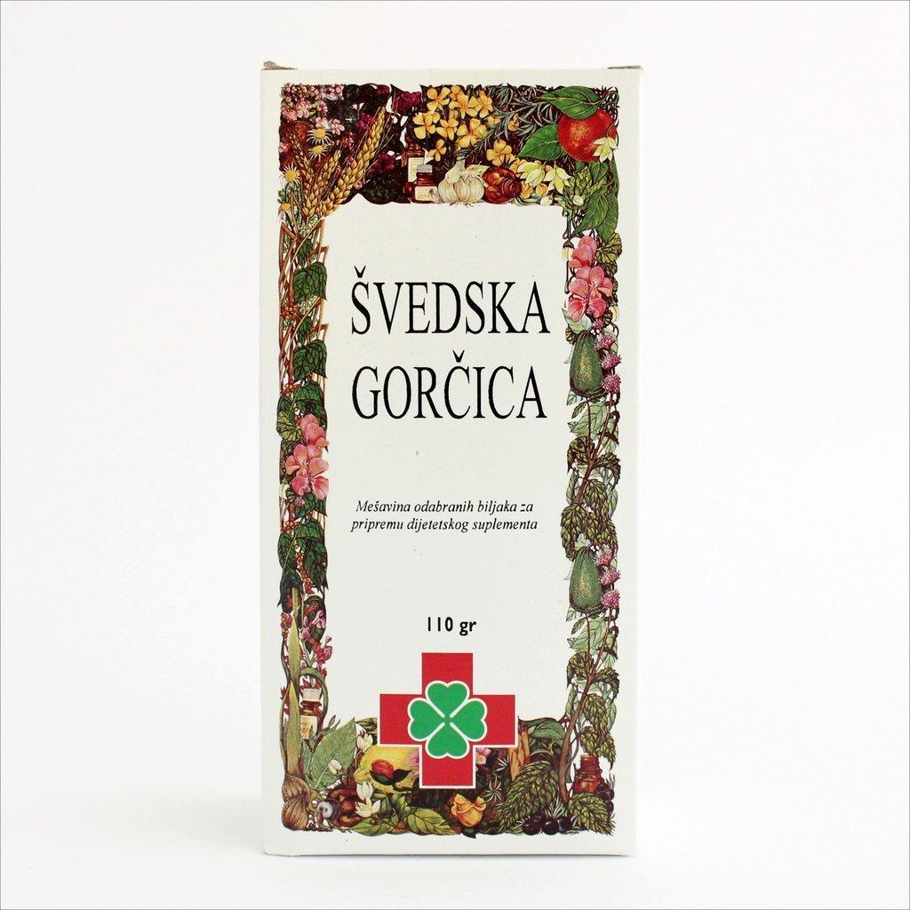 Švedska gorčica - biljna mešavina 110 g 00274