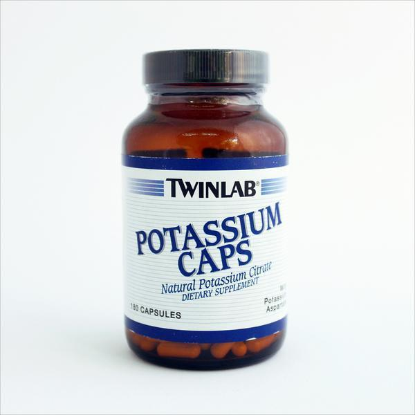 Twinlab Kalijum (180 kapsula)