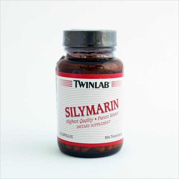 Twinlab Silimarin 70 mg 50 kps