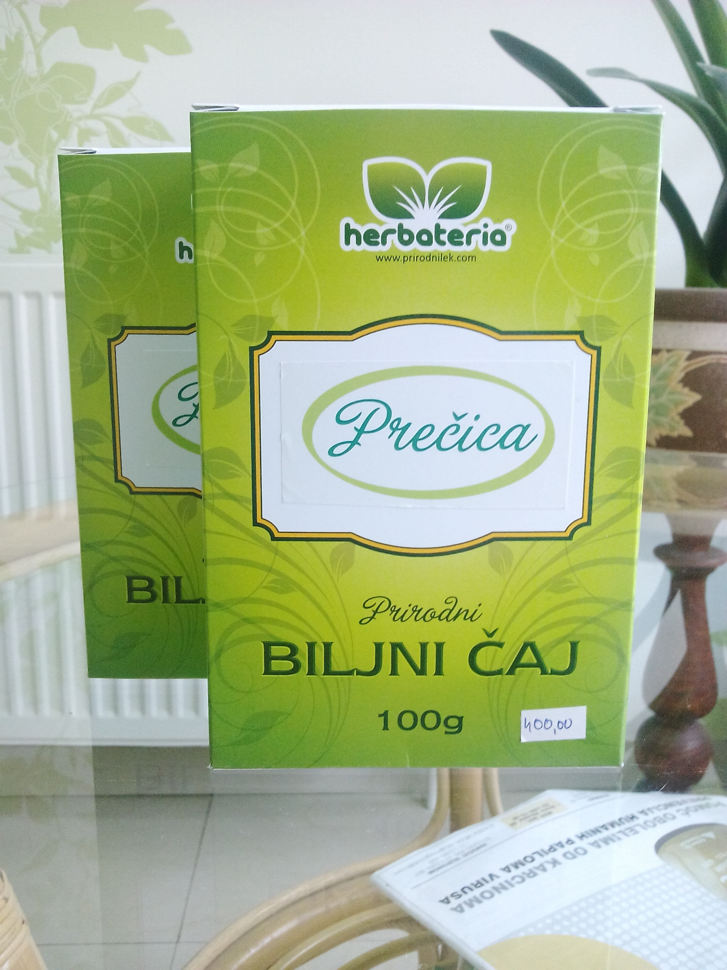 Herbateria - Prečica čaj 100 g 00276