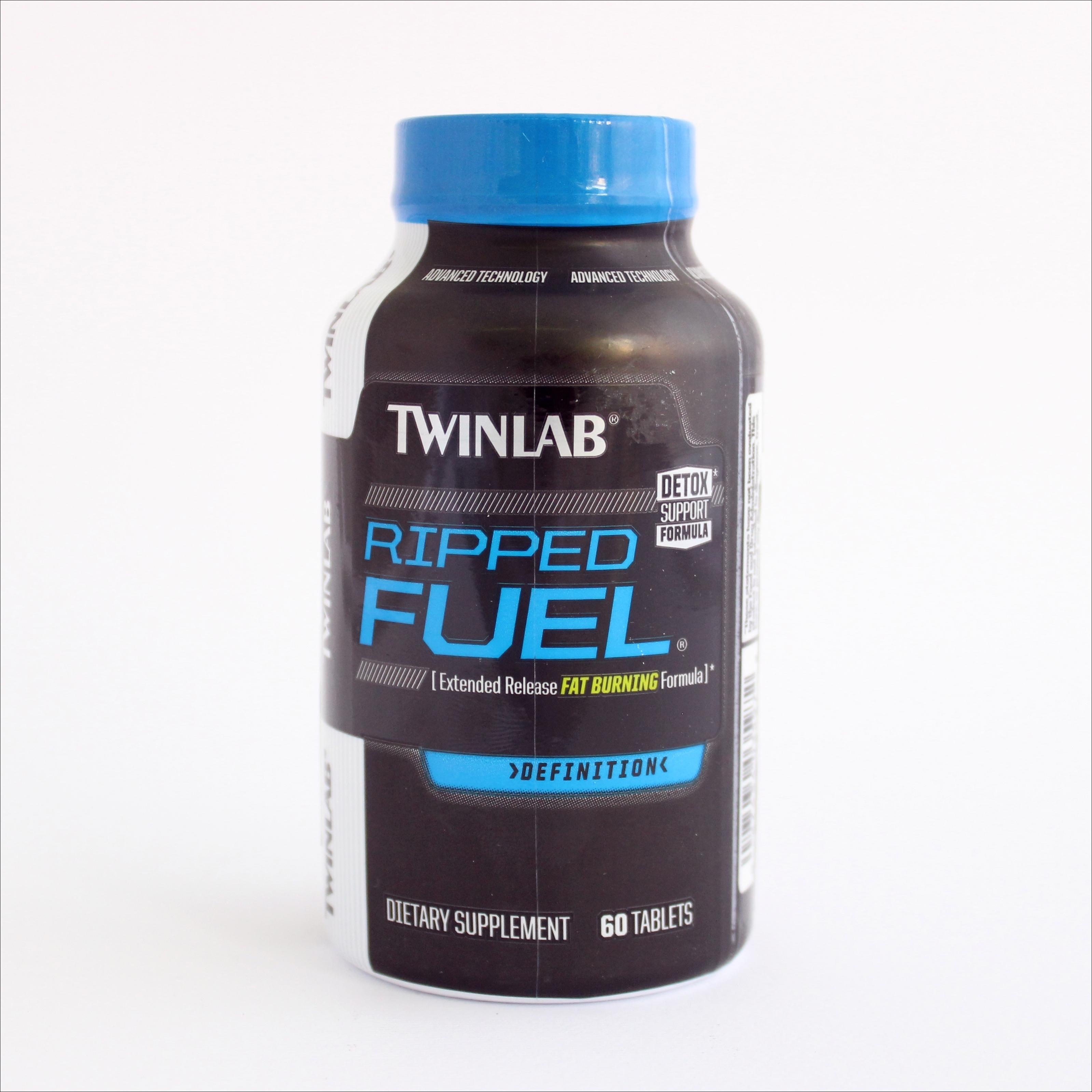 Twinlab Ripped fuel (sagorevač masti) 00146