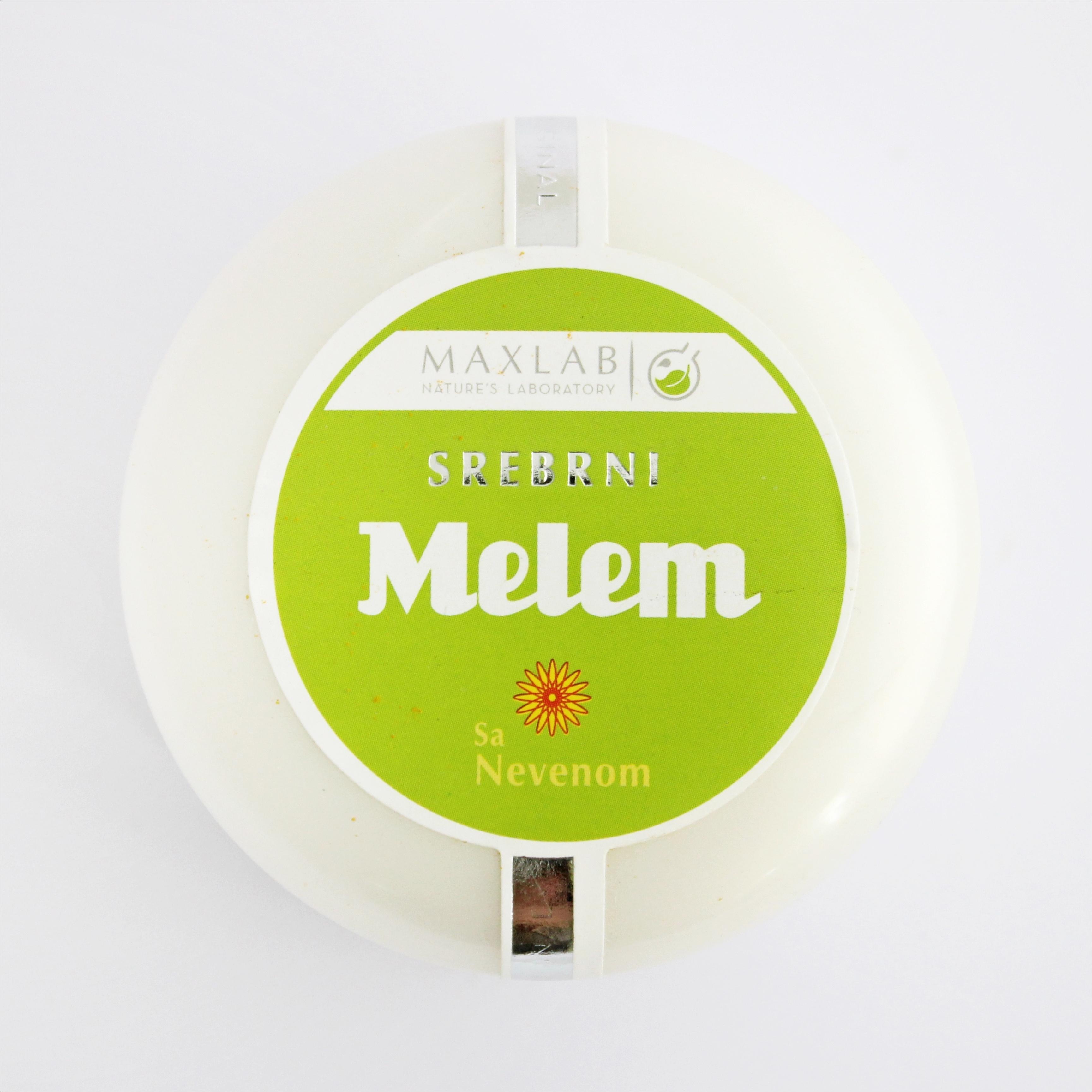 Maxlab - Srebrni melem 00262