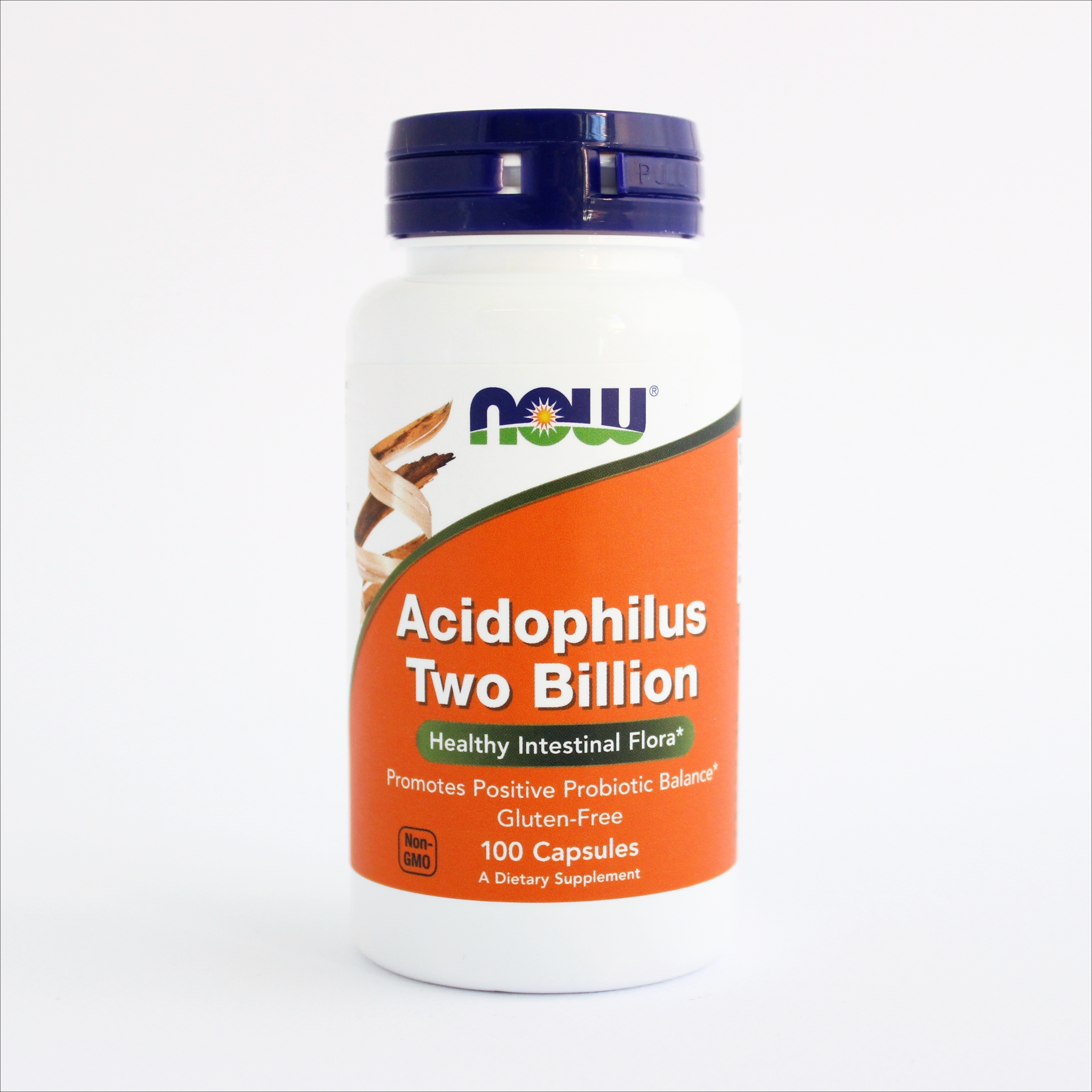 Now Acidophilus 2 biliona probiotika - za regulaciju crevne flore i imunitet 00157