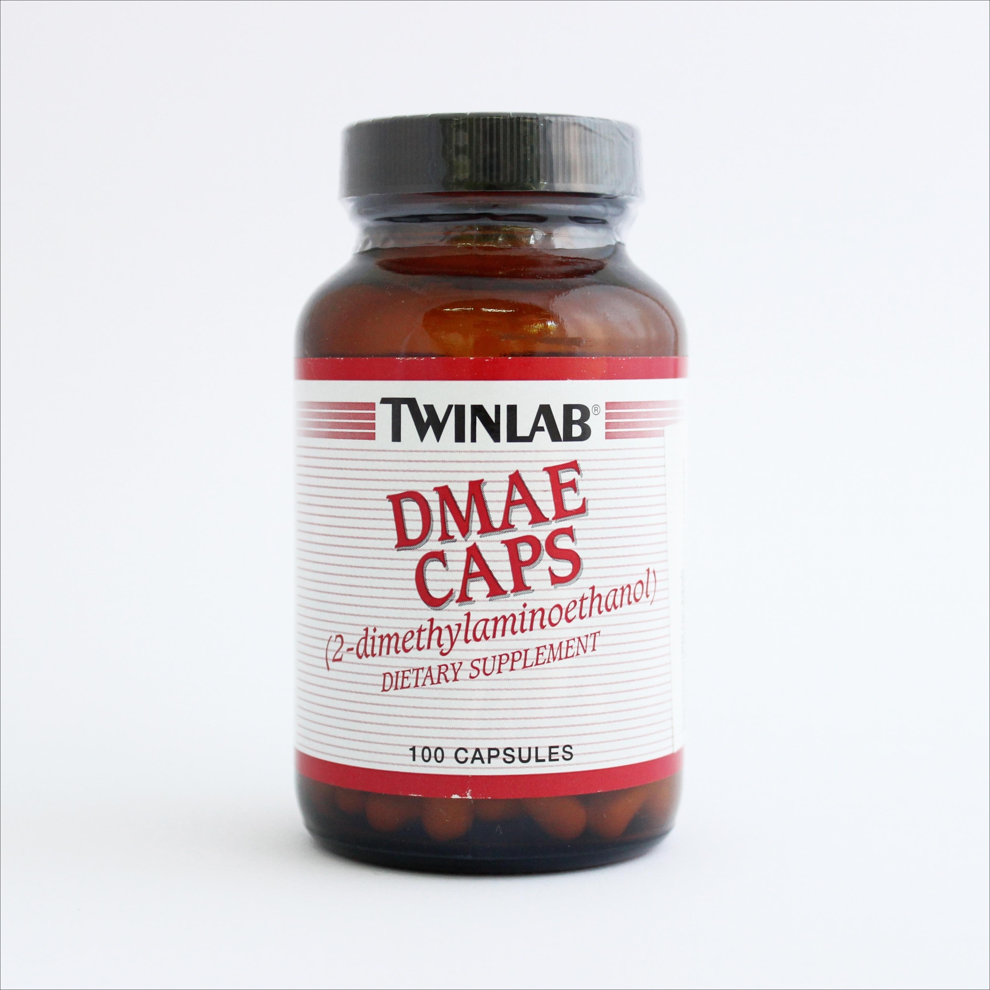 Twinlab DMAE -100 kapsula 00151