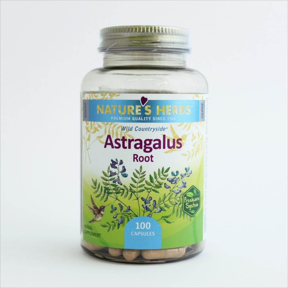 NH Astragalus 400 mg 100 kps