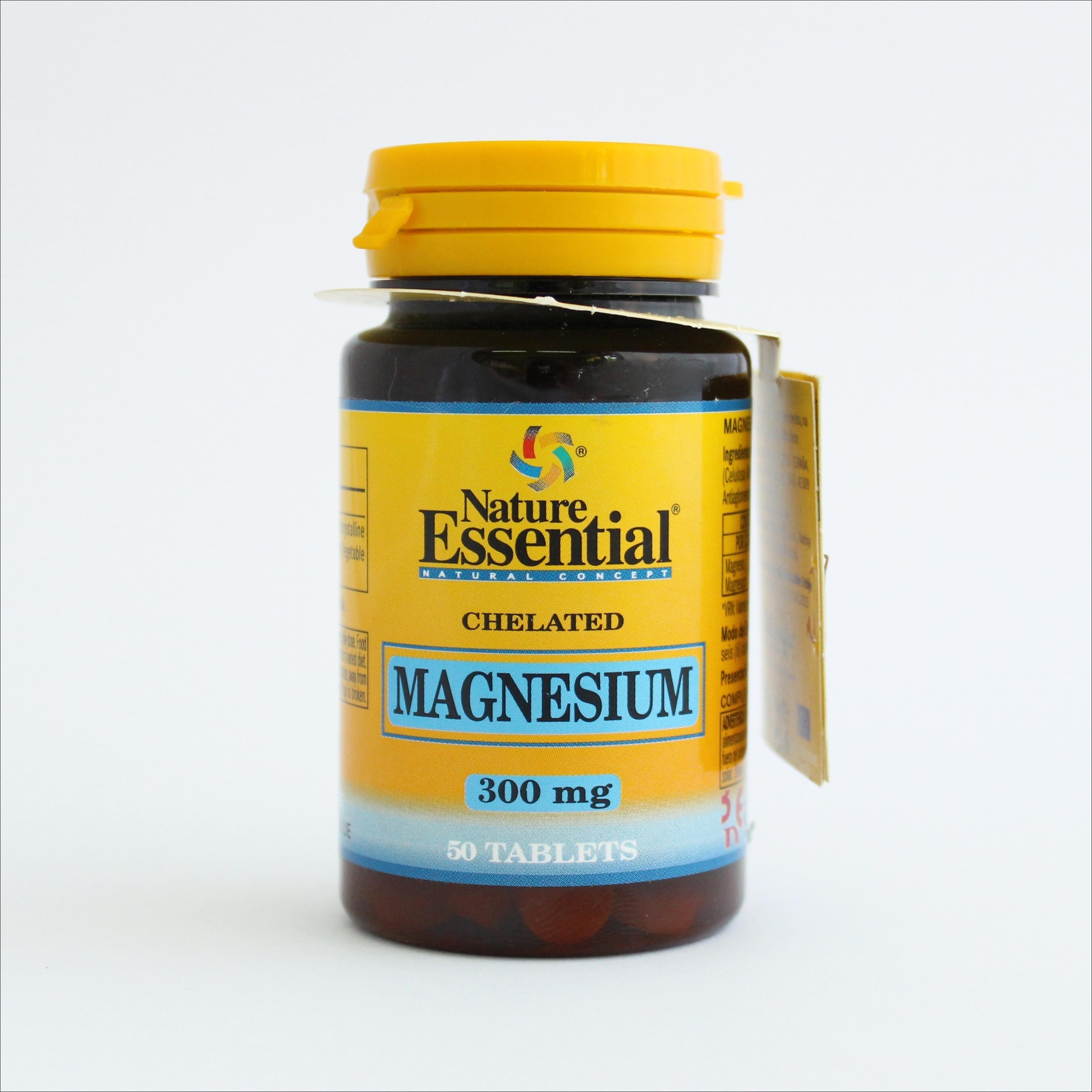 NE helirani magnezijum 300 mg, 50 tableta 00140