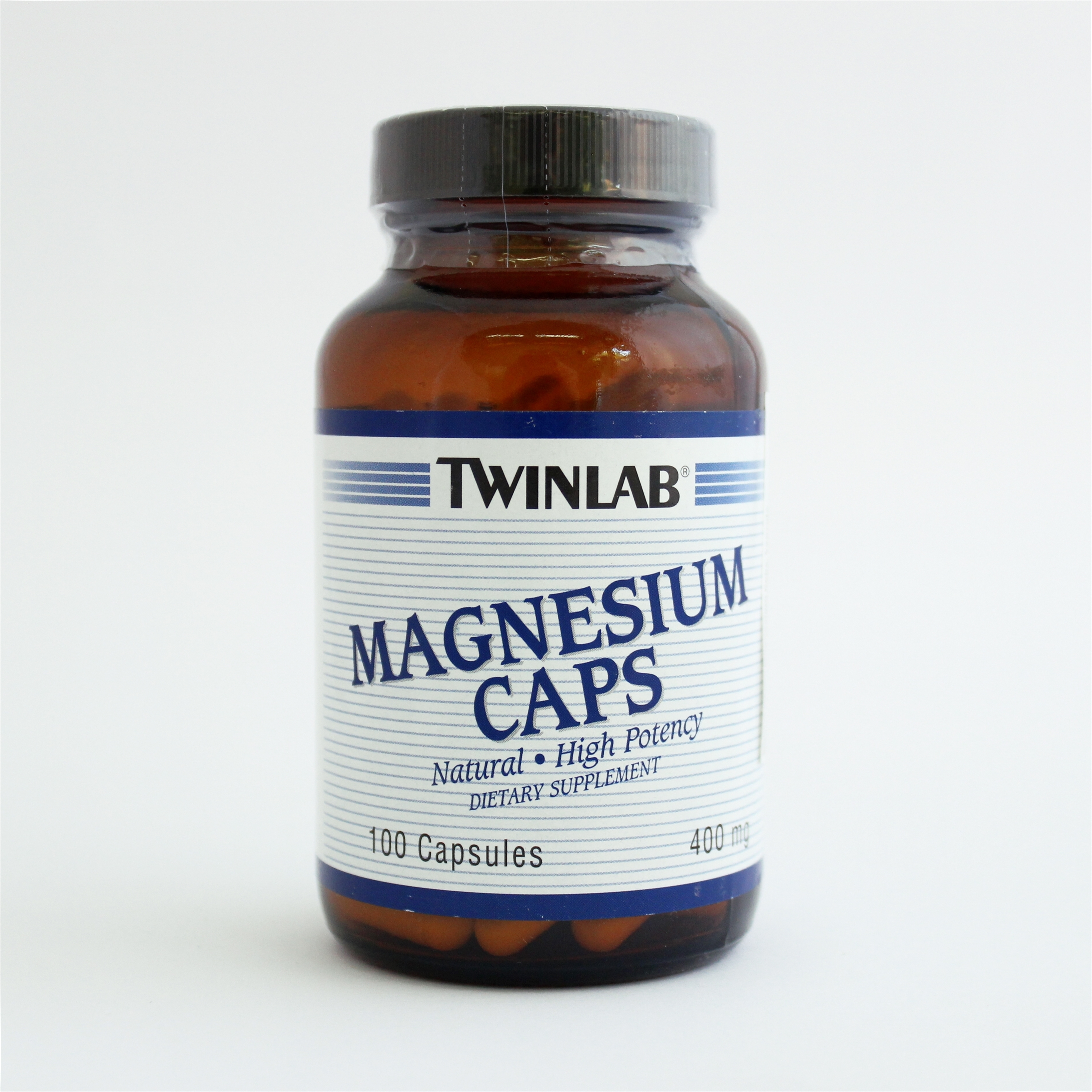 Twinlab Magnezijum 400 mg - 100 kapsula 00224