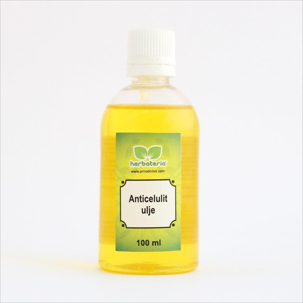 Herbateria - Anticelulit ulje 100 ml 00295