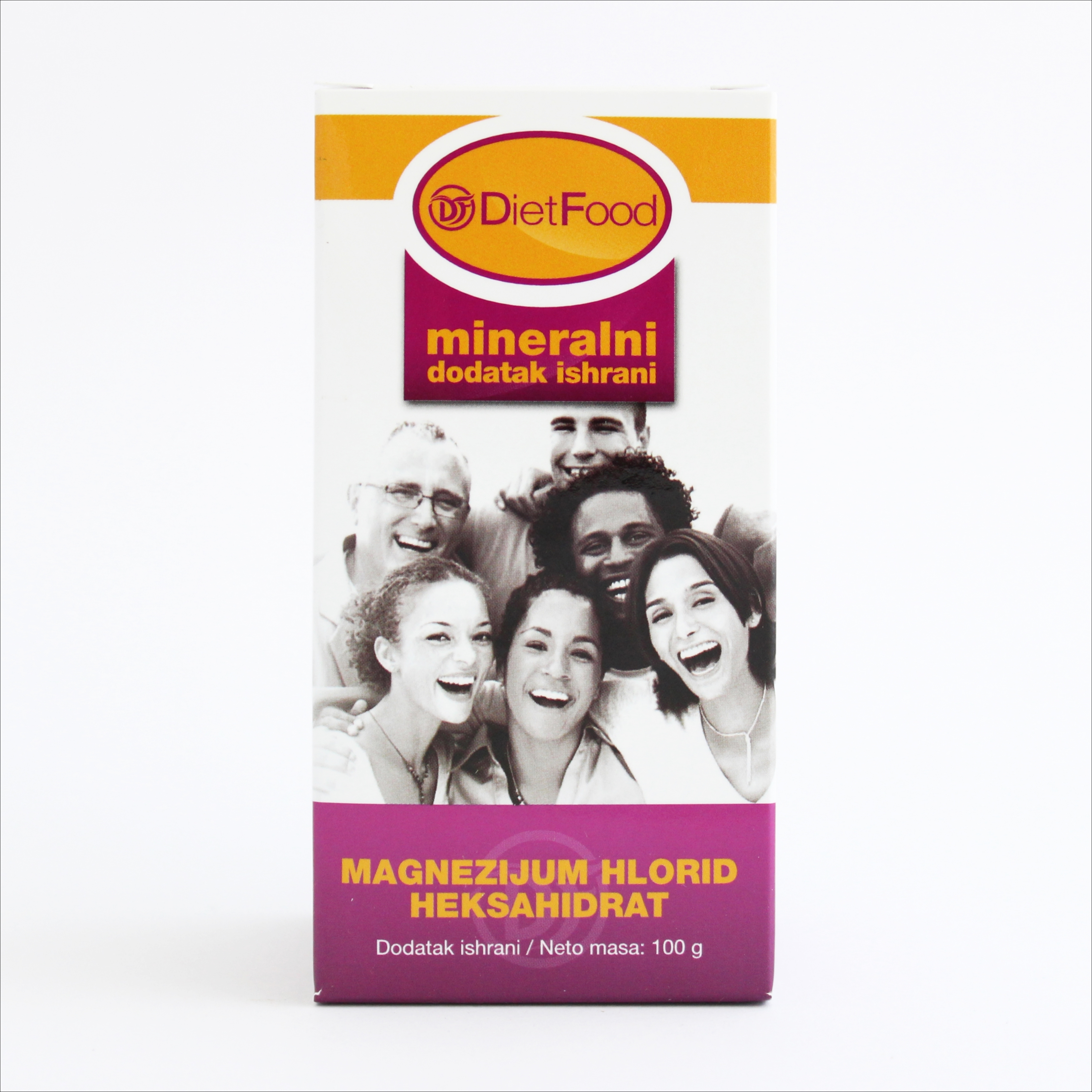 Magnezijum hlorid -  heksahidrat 100g 00127