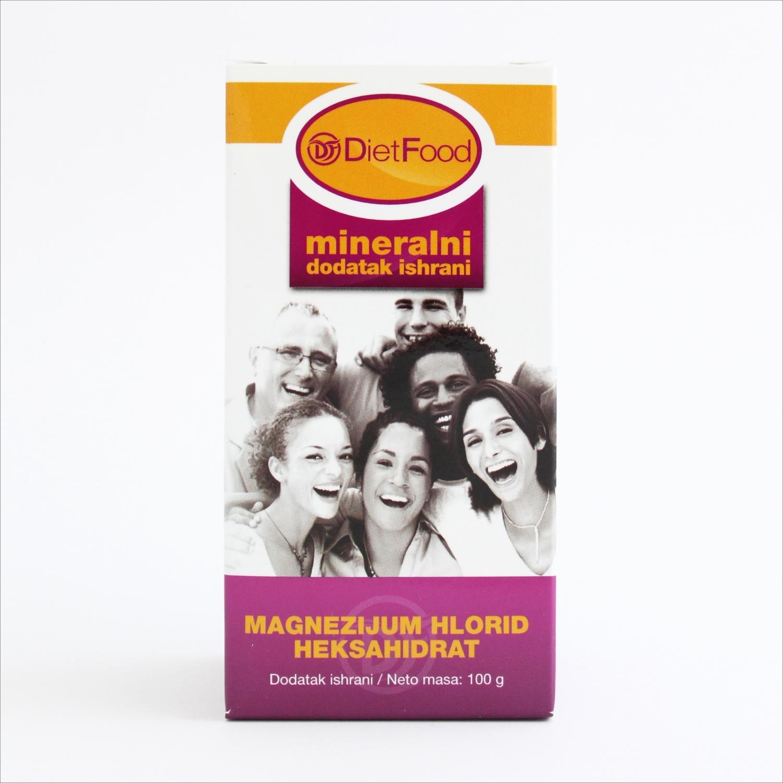Magnezijum hlorid -  heksahidrat 100g