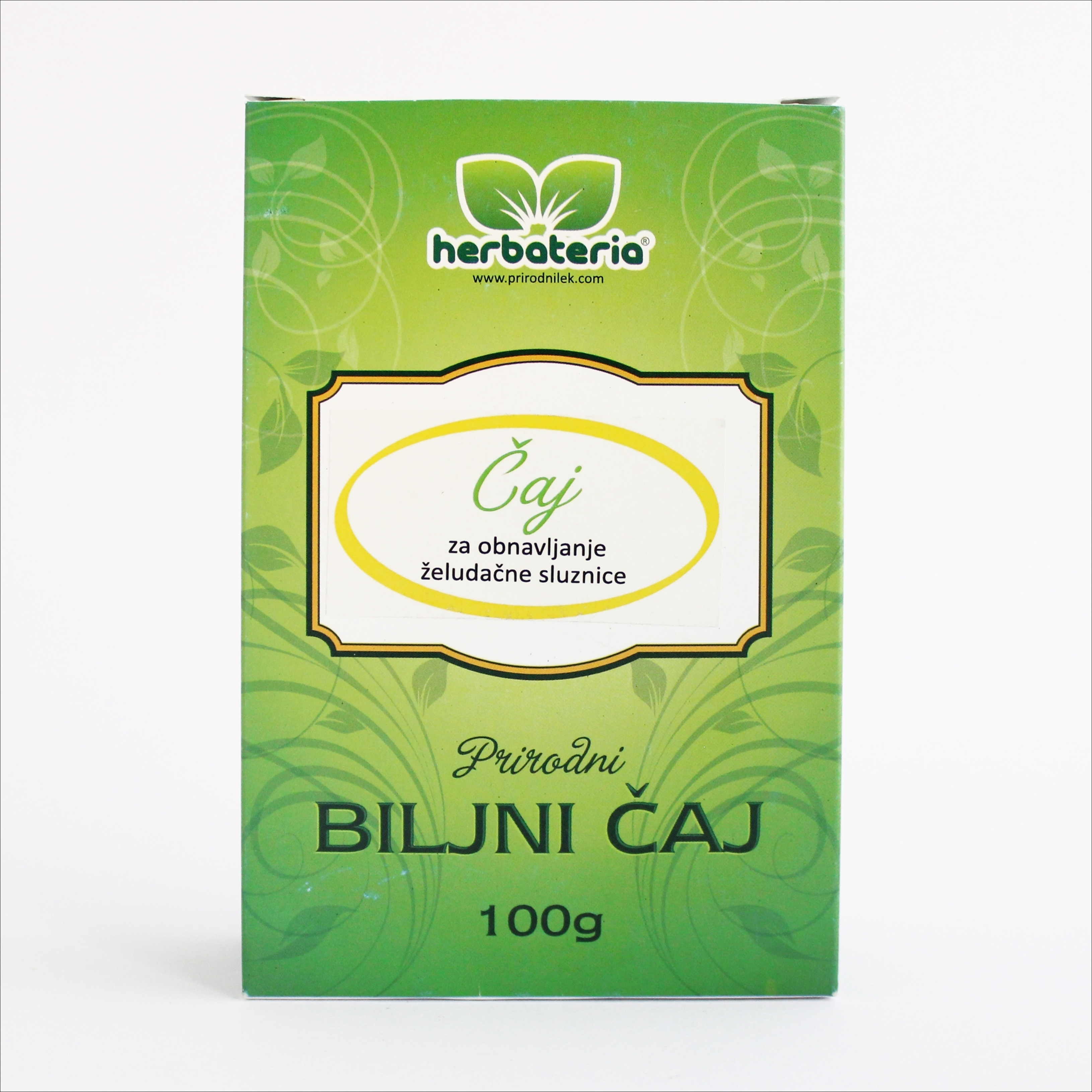 Herbateria - Čaj za obnavljanje želudačne sluznice 00068