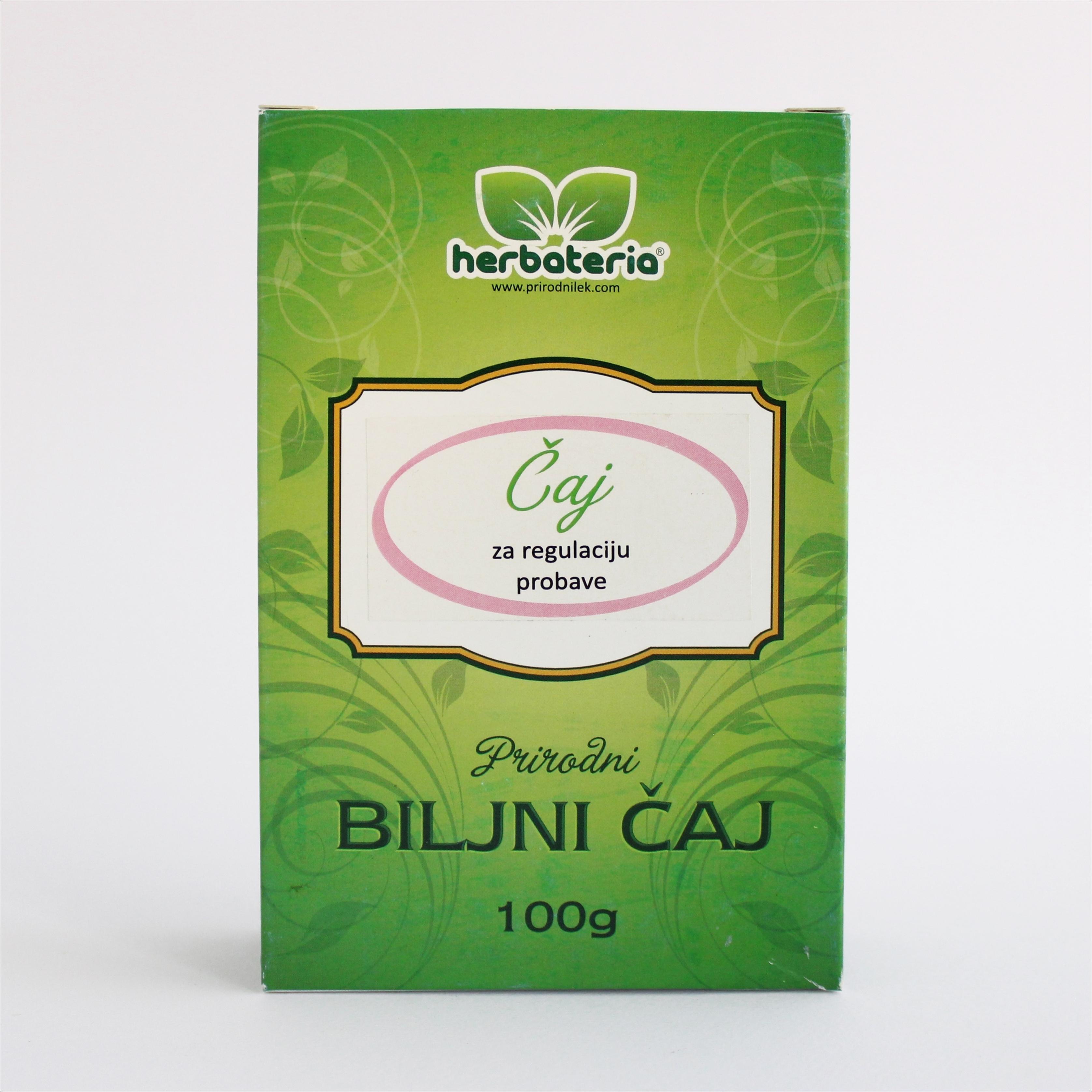 Herbateria - Čaj za regulaciju probave 00078