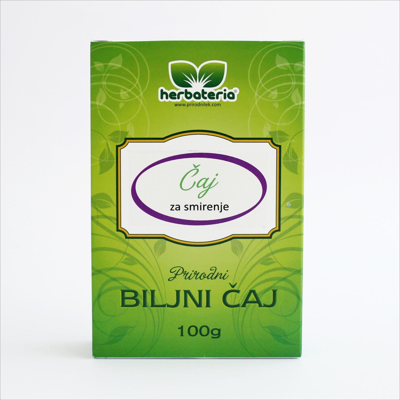 Herbateria - Čaj za smirenje