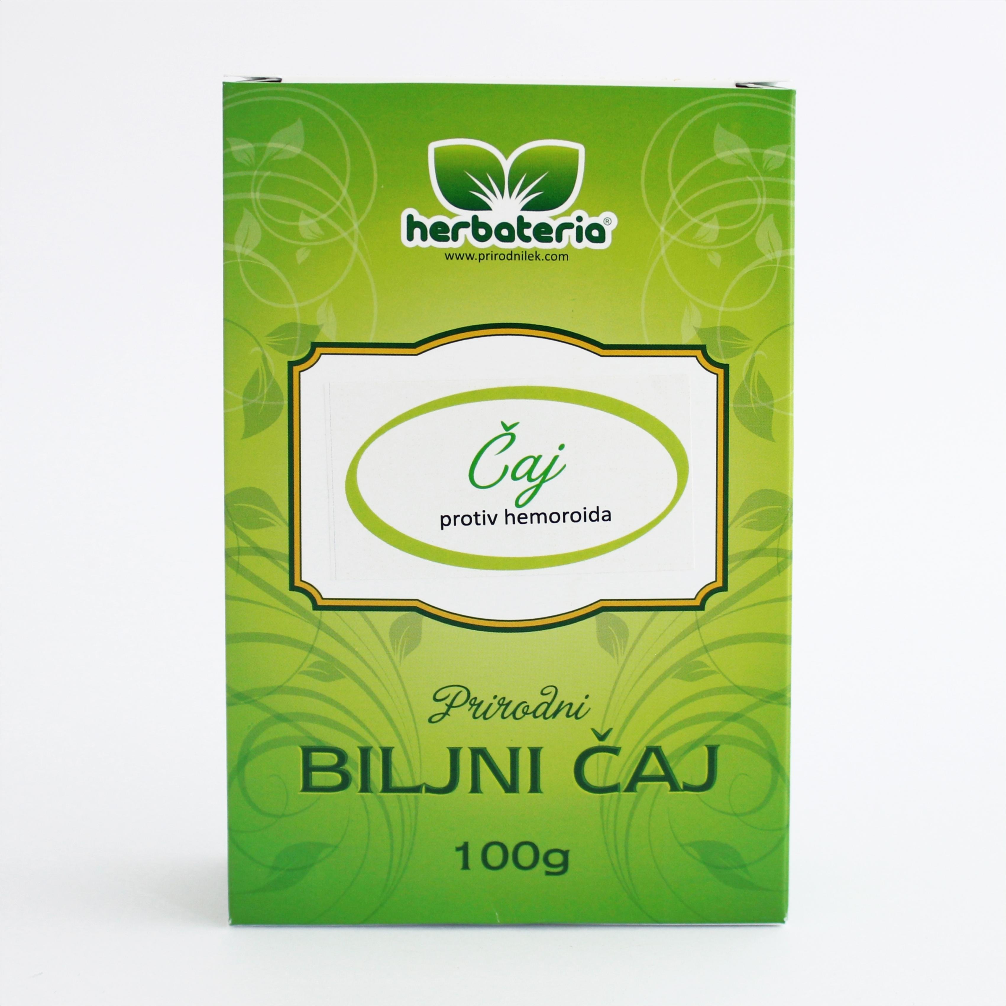 Herbateria - Čaj protiv hemoroida 00058