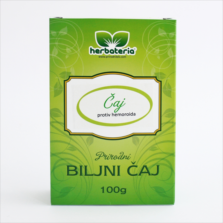 Herbateria - Čaj protiv hemoroida