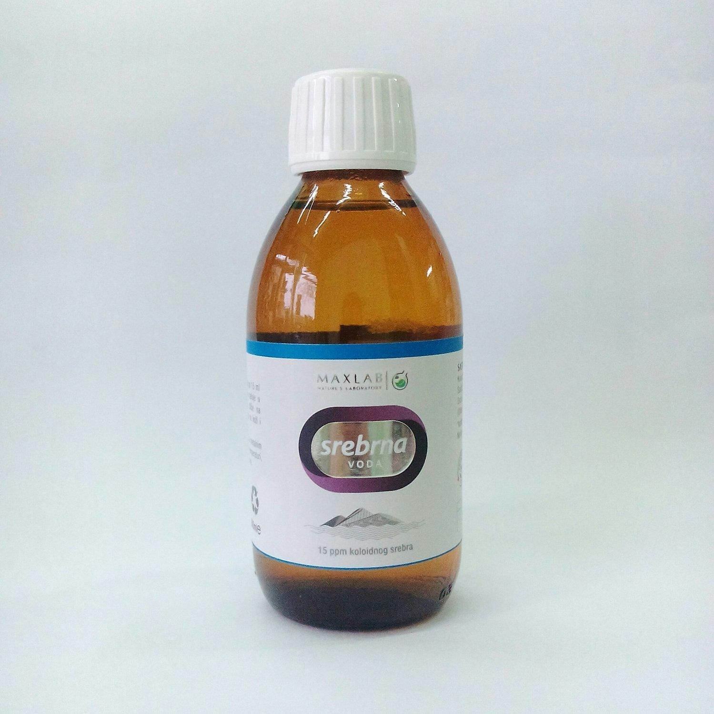 Srebrna voda 200 ml Maxlab