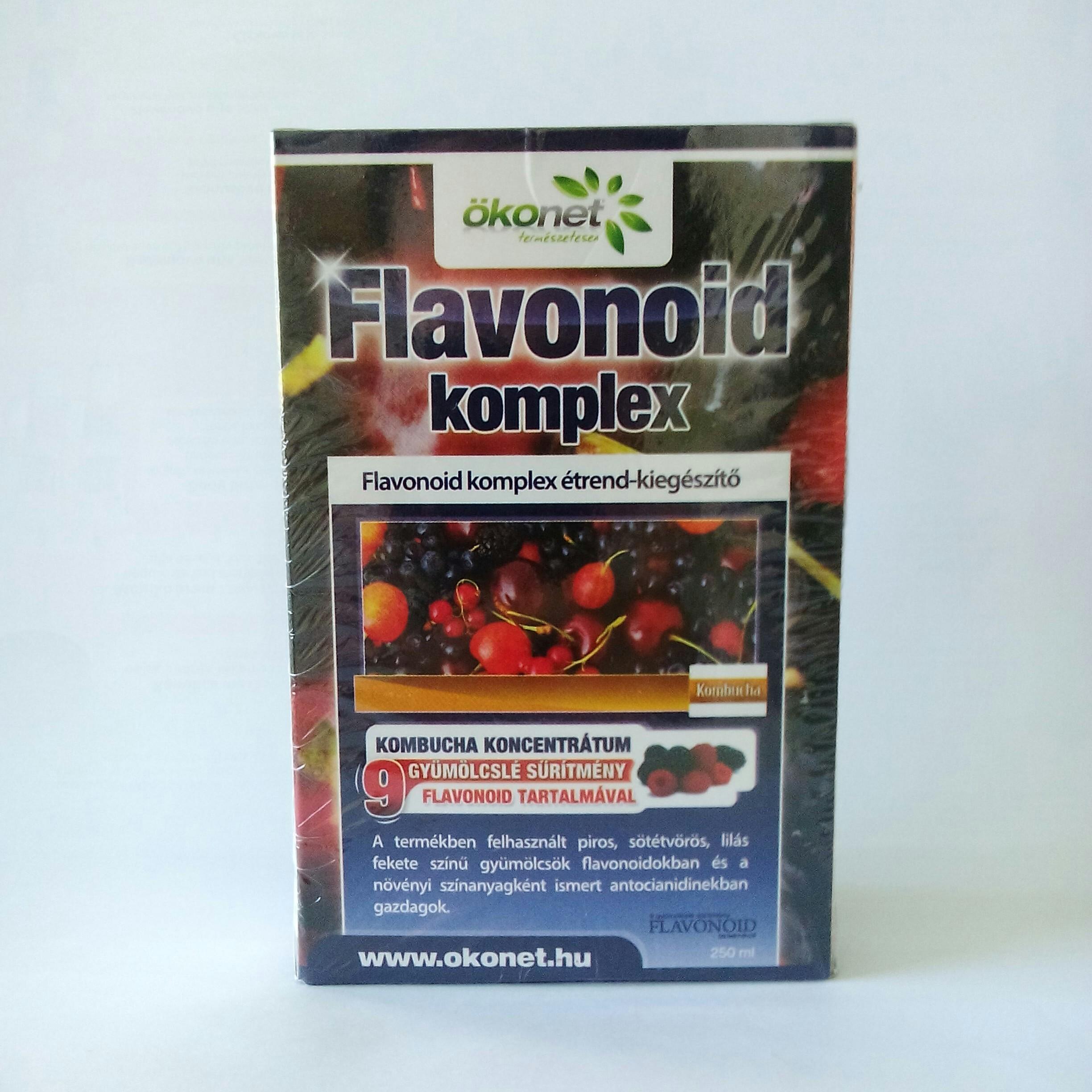 Biocom Flavonoid komplex 250 ml 00324