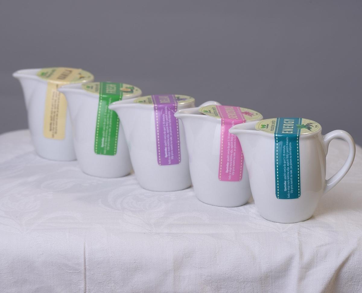 Herbateria - Masažna sveća 110 ml