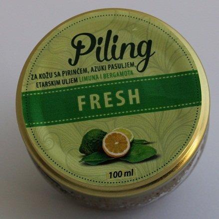 Piling fresh 100 ml