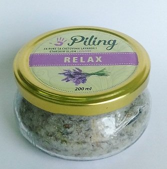 Piling za ruke relax