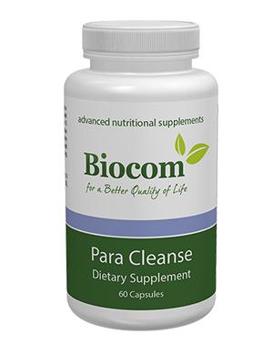 Biocom Para Cleanse 60 kapsula