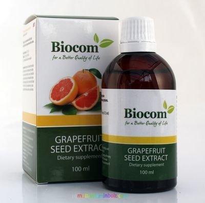 Biocom Ekstrakt semena grejfruta 100 ml