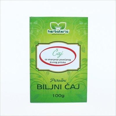 Herbateria - Čaj za smanjenje povećanog krvnog pritiska