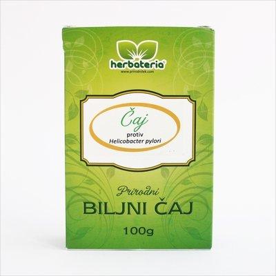 Herbateria - Čaj protiv Helicobacter pylori