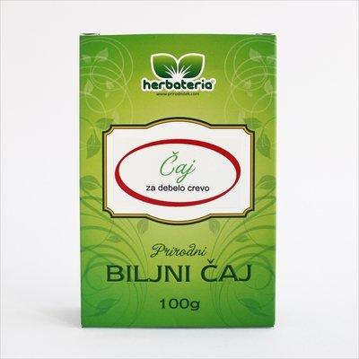 Herbateria - Čaj za debelo crevo