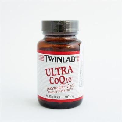 Twinlab - Ultra koenzim Q10, 100 mg (60 kapsula)
