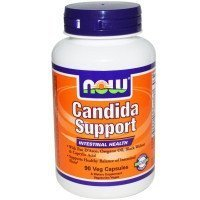 Now Candida support (protiv kandide) 90 kapsula