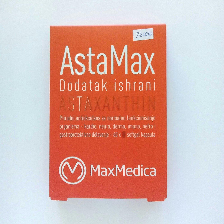 Astamax astaksantin 60 kps fandeluxe Images