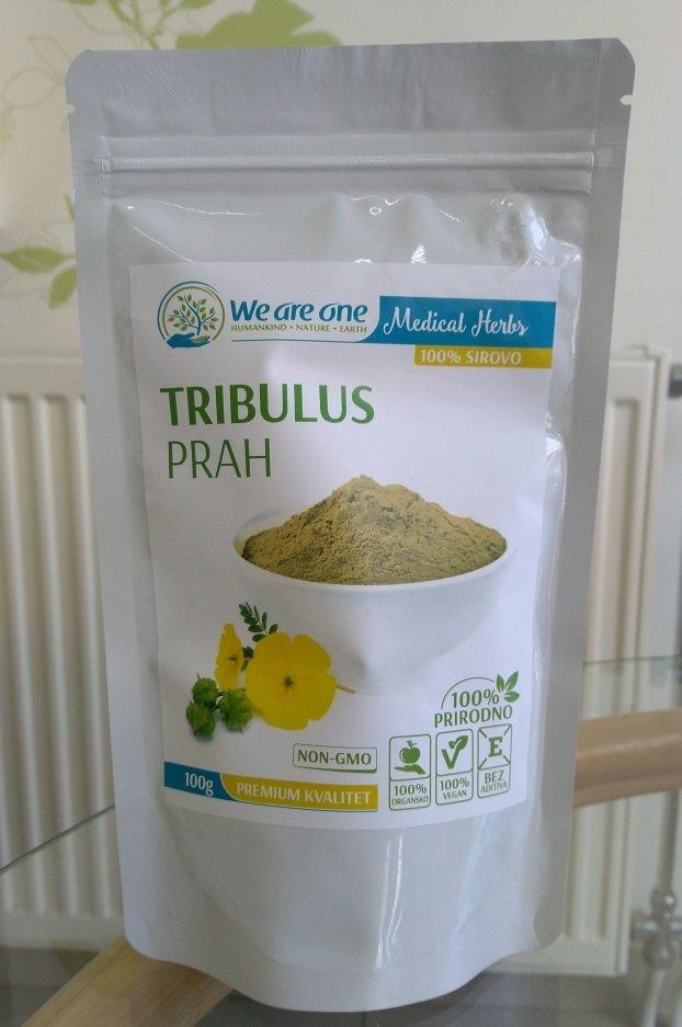Tribulus prah  (za plodnost i potenciju) 100 g 00389