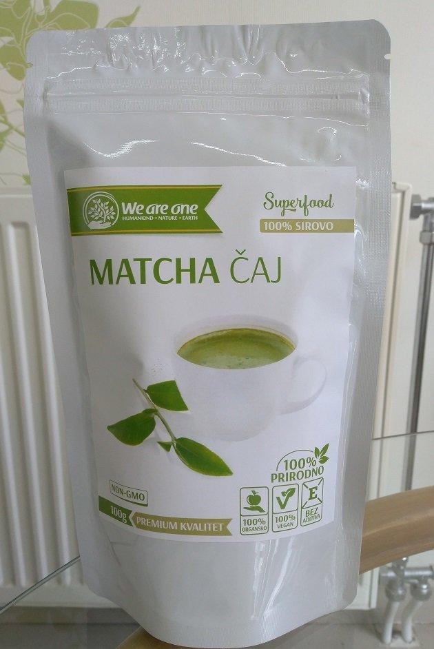 Matcha čaj  100 g