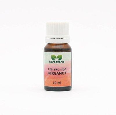 Herbateria - etarsko ulje bergamot 10 ml