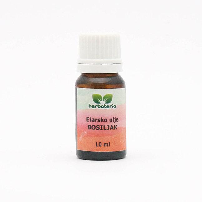 Herbateria - etarsko ulje bosiljak 10 ml 00399
