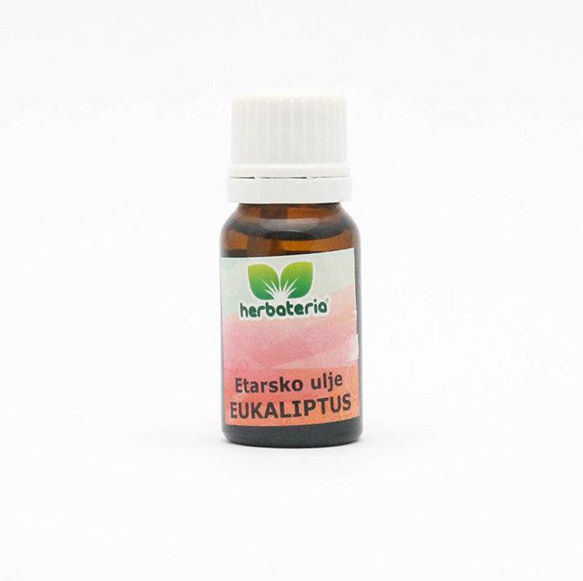 Herbateria - etarsko ulje eukaliptus 10 ml 00400