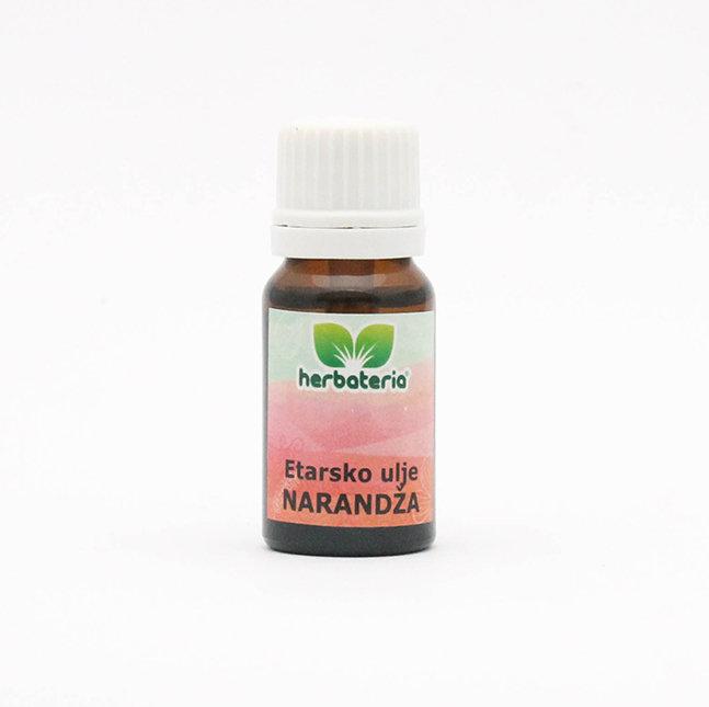 Herbateria - etarsko ulje narandža  10 ml 00408