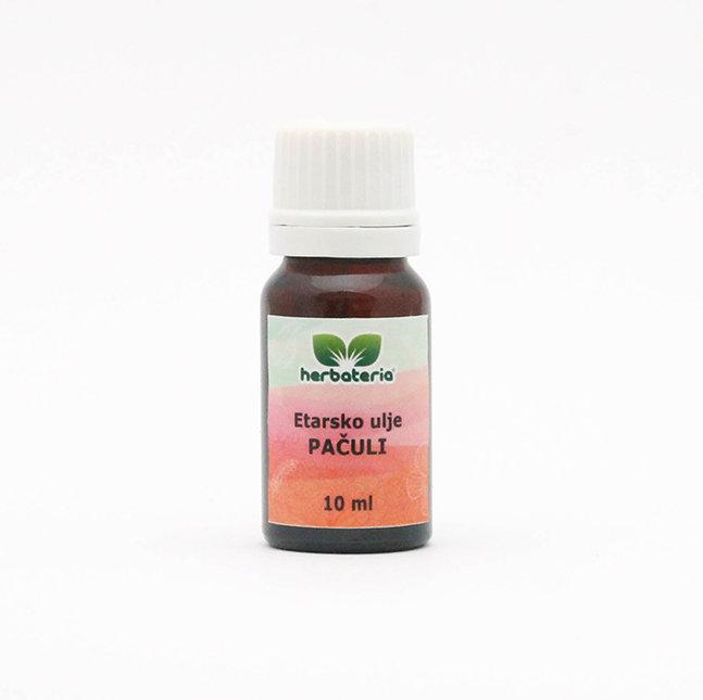 Herbateria - etarsko ulje pačuli 10 ml 00409